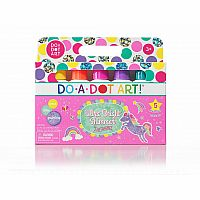 Do a Dot Ultra Bright Shimmer Markers 5-pk [Washable]