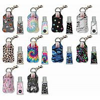 Clip-on Sanitizer Holders