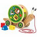 Walk Along Snail Shape Sorter