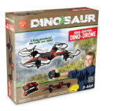 DINO DRONE PRE-BOOK