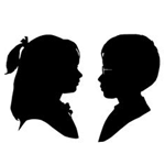 Mother's Day Silhouettes